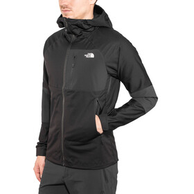 The North Face Impendor Windwall Hoodie Herren tnf black/tnf black